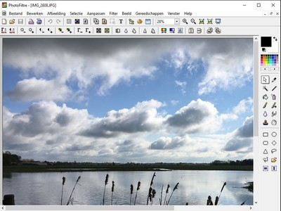 PhotoFiltre: gratis fotobewerking voor Windows